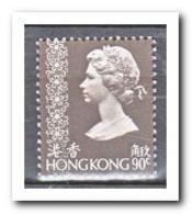 Hong Kong 1981, Postfris MNH, Queen Elisabeth - 1997-... Chinese Admnistrative Region