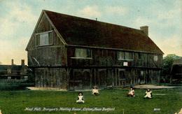 BEDS - ELSTOW - MOOT HALL - BUNYAN'S MEETING HOUSE 1913   Bd2 - Autres