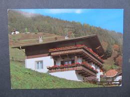 AK STERZING Vipiteno Telfes Haus Sonneck  //  D*32207 - Vipiteno