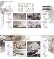 2 Superbes Blocs -La Bataille D'Angleterre - XX/MNH - WO2