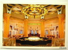 UAE DUBAI Picture Post Card (with An Envelope) Showing The Lobby In Hotel 'Jumeirah Zabeel Saray' In Dubai, UAE - Dubai