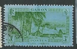 Gabon   - Yvert N°   143   Oblitéré     -  Ad37117 - Oblitérés