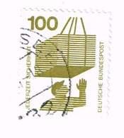 Bund 1971, Michel# 702 ARb O - [7] République Fédérale