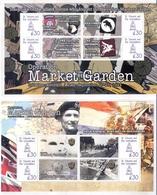 2 Superbes Blocs - Opération Market Garden - La Bataille D'Arnhem - XX/MNH - 2. Weltkrieg