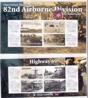 2 Superbes Blocs - Opération Market Garden - La Bataille D'Arnhem - XX/MNH - WO2