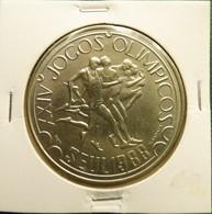 Portugal   250 Escudos 1988 XXIV Jogos Olimpicos Seul'88   KM 643    UNC - Portugal