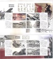 2 Superbes Blocs - La Bataille De Berlin - XX/MNH - 2. Weltkrieg