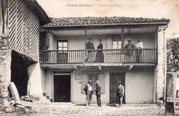 CPA De CHEIN-DESSUS - Bureau De Poste. - Otros Municipios