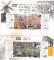 2 Superbes Blocs - La Libération Des Pays-Bas - XX/MNH - WO2