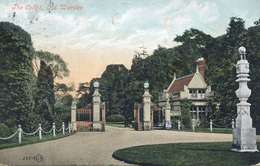 BEDS - OLD WARDEN - THE LODGE 1907  Bd227 - Autres