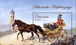 Autriche N° ____ ** Attelage D'un Cheval, Pour Un Véhicule Postal - 1945-.... 2nd Republic