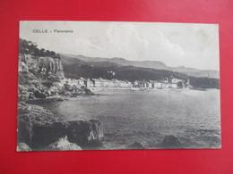 CPA ITALIE CELLE PANORAMA - Arezzo