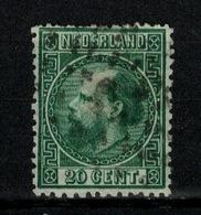 PAYS BAS- Yvert N° 10 - Used Stamps