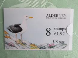 Carnet Alderney Oiseau - Alderney