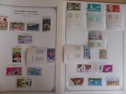 Polynésie Superbe Collection Poste Aérienne Complète Entre N° 1 Et N° 146 Neufs ** MNH. TB. A Saisir! - Ungebraucht