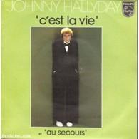 "Johnny Hallyday "" C'est La Vie "" - Vinyl Records"