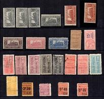France Collection De Colis-postaux Neufs * Et Oblitérés 1901/1954. Bonnes Valeurs. B/TB. A Saisir! - Paketmarken