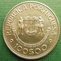 Portugal | 100 Escudos 1989 Ilhas Canarias | KM 646 |  UNC - Portugal