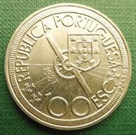 Portugal | 100 Escudos 1987 Diogo Cao | KM 641|  UNC - Portugal