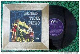 LP 25cm * HONKY-TONK PIANO * RAY TURNER - LOU BUSH - MARVIN ASH. < Capitol H-188 (U.S.A) - Jazz