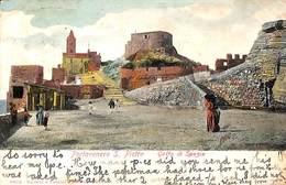 Portovenere S. Pietro - Golfo Di Spezia (Garzini E Pezzini, Malta To Holland Stamp) - La Spezia