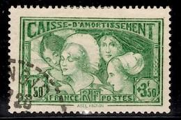 France YT N° 269 Oblitéré. B/TB. A Saisir! - Frankreich