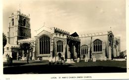 BEDS - LUTON - ST MARY'S CHURCH RP Bd111 - Autres