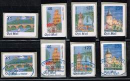 Opti Mail 2003 , Ausgabe Witten **/ Mit ESST, Erstagsblatt + FDC - [7] République Fédérale