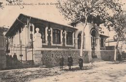 34/ Phaulan - Ecole De Garcon - - Paulhan