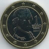Oostenrijk 2018      1 Euro      UNC Uit De Rol  UNC Du Rouleaux  !! - Autriche