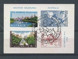 Australië  Y/T    231 / 234 (O) - 1952-65 Elizabeth II : Ed. Pré-décimales