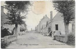 36 LYE Rue Principale - France