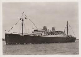"""Motorschiff  """"St Louis"""",ungelaufen - Dampfer"""