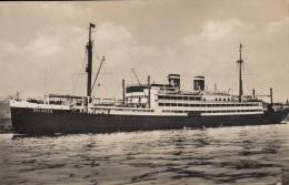 """Motorschiff  """"Orinoco"""",gelaufen 1942 - Steamers"""