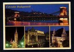 Hungría. Budapest. Escrita - Hungría