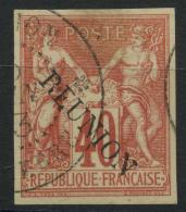Reunion (1891) N 14B (o) - Réunion (1852-1975)