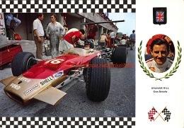 Graham Hill Lotus 49 Mk2 - Grand Prix / F1