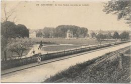 28 CHARTRES Le Clos Pichot Vue Prise De La Butte - Chartres
