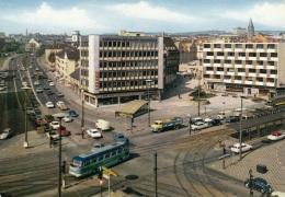 Mercedes Heckflosse,Kurzhauber LKW,VW Käfer,1500,Opel Rekord A,P II....,Kassel,Am Altmarkt,ungelaufen - Voitures De Tourisme