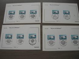 """BELG.1983 2089 FDC Filamicards : """"Journée Du Timbre / Dag Vd Postzegel 1983 """" Complete - 1981-90"""
