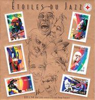 BF 50  Etoiles Du Jazz 2002  Armstrong Ellington Petrucciani Fitzgerald Grappelli Bechet - Sheetlets