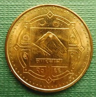 Nepal   2 Rupees VS2066 (2009)   KM 1188   XF - Nepal