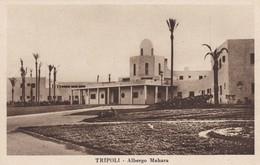 Lybie Tripoli Albergo Mahara - Libye