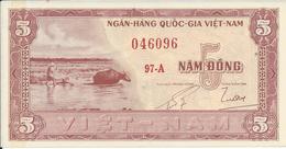 Vietnam Sud   5 Dong   1955   Neuf - Vietnam