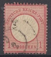DR Minr.19 Plf. VII Gestempelt - Deutschland