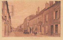 °°°°   89 PONT SUR YONNE     °°°°  Rue Carnot . Pompe Essence       ////    REF JUIN 18 //// N° 6789 - Pont Sur Yonne