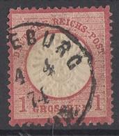 DR Minr.19 Plf. XXI Gestempelt - Deutschland