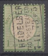 DR Minr.23 Gestempelt Heidelberg 7.11.73 - Oblitérés