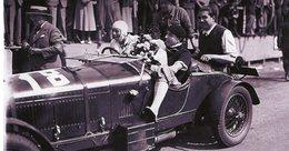 Alfa Romeo 6C 1750  - 24 Heures Du Mans 1932  - Pilotes: Mme Odette Siko/Louis Charaval  -  15x10 PHOTO - Le Mans