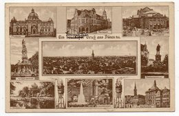 Allemagne--DUEREN --1915-- Gruss Aus Dueren --Vues Diverses.....à Saisir - Dueren